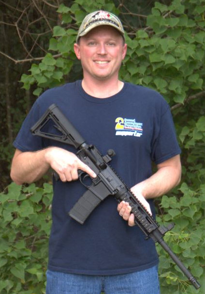 Win a Gift Certificate for this AR-15 Carbine - SAF Training