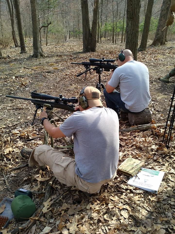 SAFTD Precision Rifle 2 - SAF Training Division